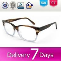 women eyewear made in china with flex hinge b40202