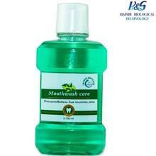 OEM Breath Freshner Mouthwash Private Label Antibacterial OEM Breath Freshner Mouthwash