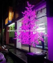 zhongshanxianruiต้นไม้ไฟledเมเปิ้ลต้นไม้แสงตกแต่งคริสมาสต์ที่นำต้นไม้