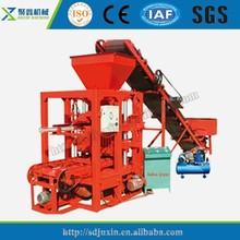 interlocking brick machine price QTJ4-26 paver block machine price in india