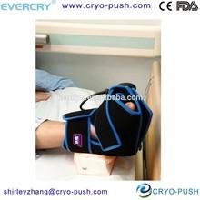Medical Air Gel Ankle Brace injury leg