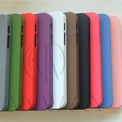New Ultra Slim Matte Phone Back Cover Case For iPhone 5 5S Premium Matte Quicksand Hard Case 10 colors