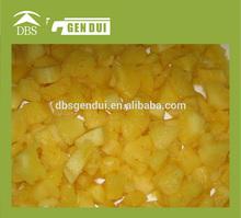 Tropical fruits wholesale frozen pineapple