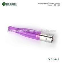 GreenSound dual heating tank vapor atomizer H2S GS ego vapor dual heating wholesale gs