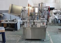 MIC-R60 Micmachinery Automatic plastics tube filling sealing machine pack sealer