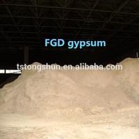 FGD gypsum