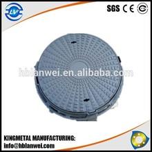 ductile cast iron manhole covers