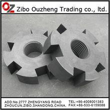 aluminium degassing/carbon impeller/graphite impeller