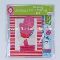 Happy life greeting craft holiday card making kit