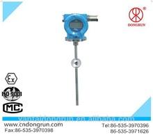 Drcm-99 magnetostrictivo digital sensor de nivel de aceite medidor de nivel