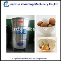 Steam heating egg boiling machine