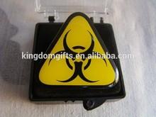 Resident Evil logo metal badge, Resident evil lapel pins