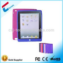 OEM silicon case for ipad mini ,high quality for ipad mini silicone case
