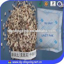 Activated bentonite desiccant&Natural clay desiccant