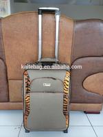 safari trolley travel leisure import business ideas rolling valise