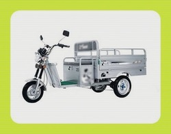 Prominent big motorcycle trikes