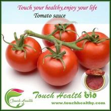 Touchhealthy fournir ketchup marques. haccp