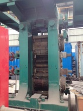Six _roller cold rolling mill for steel rebar