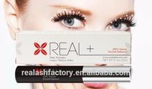 Amazing effect REAL PLUS eyelash enhancer/eyelash extension liquid/eyelash mascara