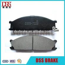 disc break pad for toyota D333