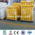 Hebei fábrica de suministrar la mejor calidad coading de pvc de malla de fibra( manufactura)/entelado de fibra de vidrio de malla proveedor/resistente al fuego de fibra de vidrio