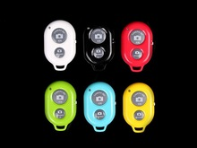 2015 New Remote Controller Hot Sell Wireless Bluetooth Shutter for iOS&Android Smart Phones Remote Selfie Shutter