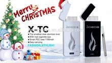 X-TC Smallest atomizer ecig with rechargeble pack fashion design atomizer wholesale exgo w3
