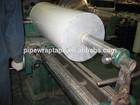 Underground gas pipeline coatings materials