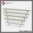 Stainless steel T bar kitchen cabinet handles