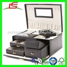 N590 Decorative Jewelry Paper Packaging Box, Jewelry Paper Storage Box