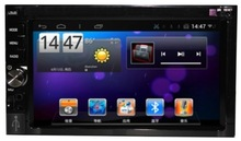 Cheap price 6.2'' In dash double din car stereo with usb sd/auto stereos dvd player navigation car audio system