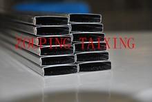 saldatura di alluminio tubo piano per il radiatore