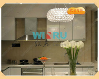 Acrylic chandelier/ Modern home decoration with droplight 052S