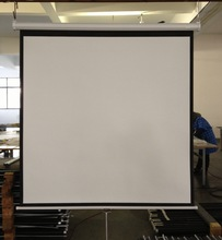 Wall Screen /price of projector screen /fireproof screen