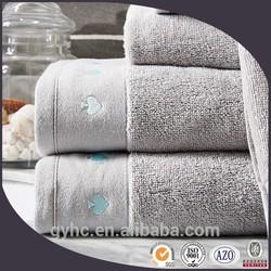 made in china hot 2015 new organic plain design cotton bath towel