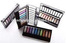 wholesale sparkle 10 color eyeshadow case
