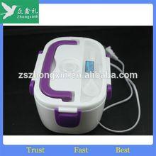 1.5L portable 12v mini refrigerator car food warmer