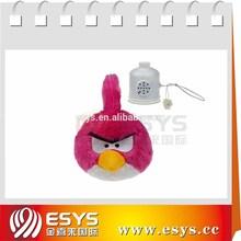 Stuffed music bird toy,hot selling plush singing bird toy