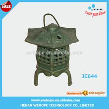 Hot selling Cast iron garden lantern candle lanterns