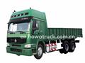 Sinotruk howo 6x4 camión de carga zz1257m5841v 266/290hp