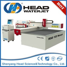 Ceramic tile specialized design 4 axis cutting head machine cutting ceramic