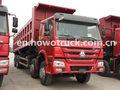 Sinotruk 8x4HOWO caminhão 22.5 cubic 12-wheel Dump Truck ZZ3317M2861 Tipper
