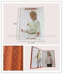 High quality Magazine/Catalogue/brochure printing service