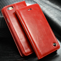 phone cover for iphone 6+, R64 PU Leather phone case for iphone 6 plus