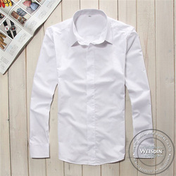 garment dyed Guangzhou silk/cotton office shirt designs for ladies