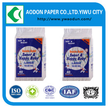 Good Quality Healthy And Comfortable Breathable Diapers For Baby