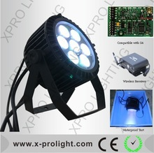 Professional stage light!!!hot sale 6IN1 LED stage lights wash led moving head light