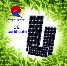 2015 New Design 50w soalr panel home with CE