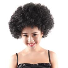 Halloween Costume Wig , Black Afro Wig