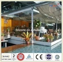 ampiamente utilizzato piscina porta in vetro fatte a shanghai